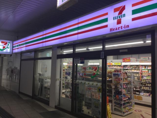 セブン-イレブン ハートイン JR新大阪駅東改札口店の画像・写真