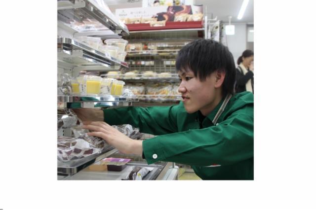 セブン-イレブン ハートイン JR天王寺駅東改札内店の画像・写真