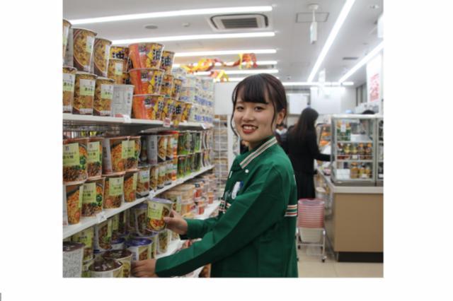 セブン-イレブン ハートイン ヴィアイン京都八条口店の画像・写真